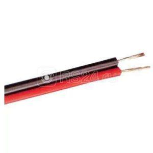 Кабель Stereo 2х0.75 Red/Black 100м (м) PROCONNECT 01-6104-6