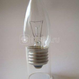 Лампа накаливания ДС 40Вт E27 (верс.) Лисма 326768400