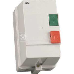 Контактор КМИ-22560 25А 220В/АС3 IP54 ИЭК KKM26-025-220-00