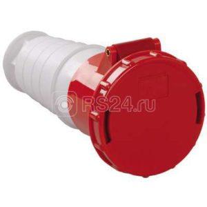 Розетка кабельная 63А 380В 3P+PE+N ССИ-235 IP54 ИЭК PSR22-063-5