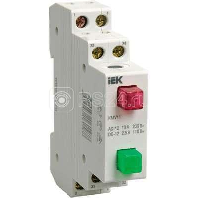 Кнопка управления модульная КМУ 11 ИЭК MBD10-11-K51