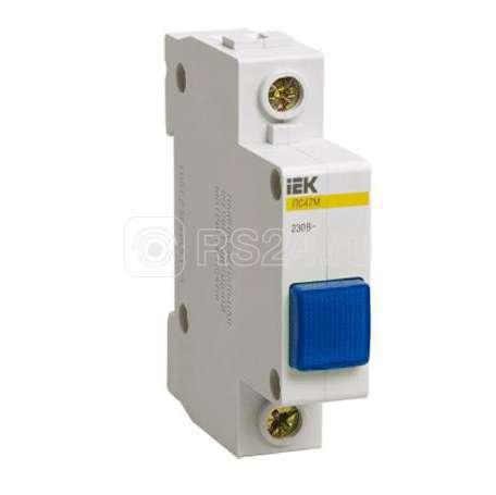 Лампа сигнальная ЛС-47М син. ИЭК MLS20-230-K07