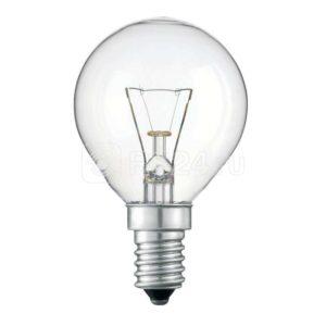 Лампа накаливания ДШ 60Вт E14 Лисма 322602400