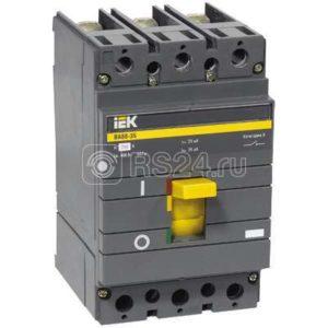Выключатель автоматический 3п 200А ВА 88-35 ИЭК SVA30-3-0200-R