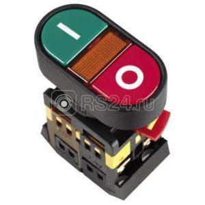 "Кнопка APBB-22N ""I-0"" 1з+1р ИЭК BBD10-APBB-K51"