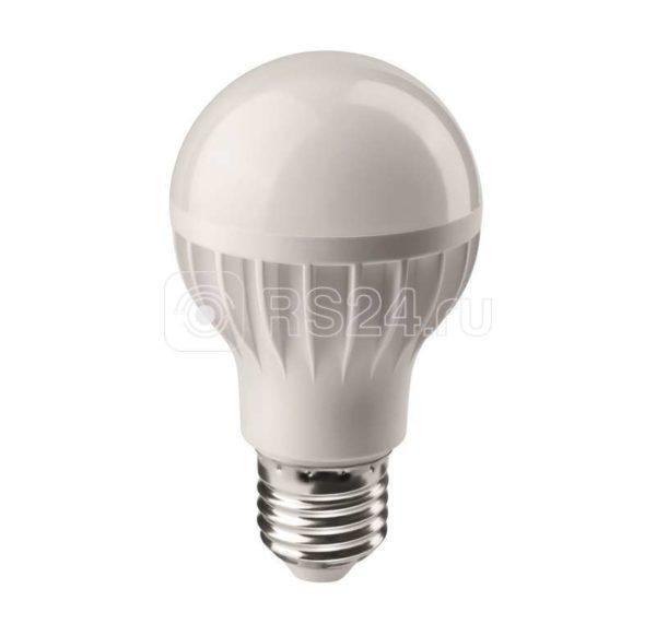 Лампа светодиодная 71 648 OLL-A60-7-230-4K-E27 7Вт грушевидная 4000К белый E27 610лм 176-264В ОНЛАЙТ 71648