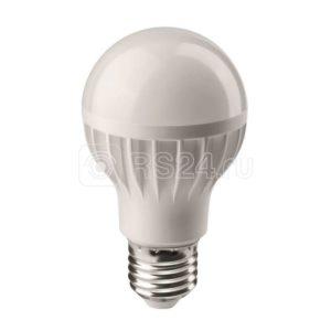 Лампа светодиодная 71 649 OLL-A60-10-230-2.7K-E27 10Вт грушевидная 2700К тепл. бел. E27 750лм 176-264В ОНЛАЙТ 71649