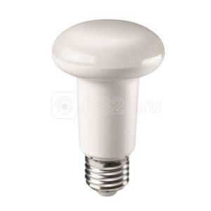 Лампа светодиодная 71 653 OLL-R63-8-230-2.7K-E27 8Вт 2700К тепл. бел. E27 600лм 176-264В ОНЛАЙТ 71653