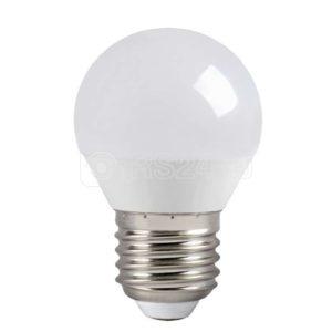 Лампа светодиодная ECO G45 5Вт шар 4000К белый E27 450лм 230-240В ИЭК LLE-G45-5-230-40-E27