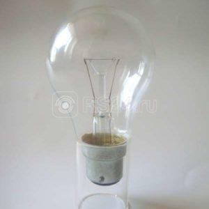 Лампа накаливания МО 40Вт E27 12В (120) Лисма 353395300