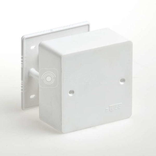 Коробка универсальная для кабель-каналов 85х85х42 IP40 Рувинил 65015