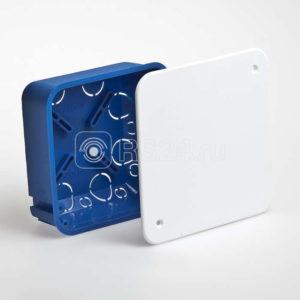 Коробка распр. СП 100х100х45 IP30 Рувинил 10160