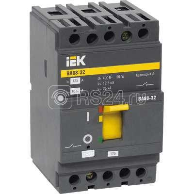 Выключатель автоматический 3п 50А ВА 88-32 ИЭК SVA10-3-0050-R