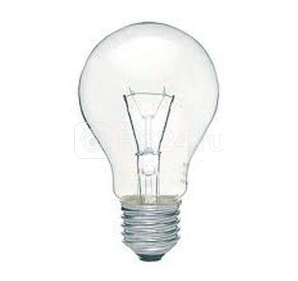 Лампа накаливания МО 60Вт E27 12В (100) Лисма 353390200