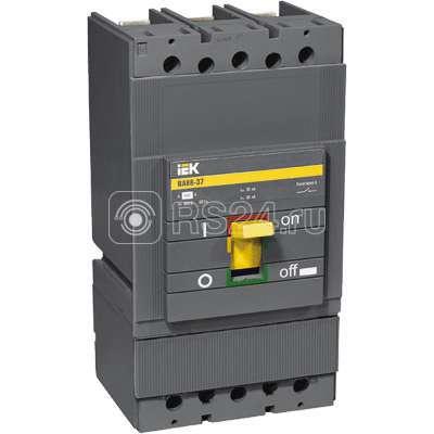 Выключатель автоматический 3п 315А ВА 88-37 ИЭК SVA40-3-0315-R