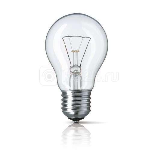 Лампа накаливания Б 40Вт E27 230В (верс.) Лисма 302449700302467600