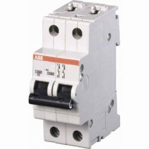 АВВ автоматический выключатель SH202L - C16