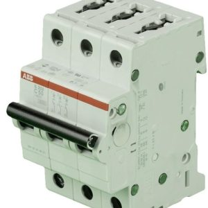 ABB автоматический выключатель SH203L - C63