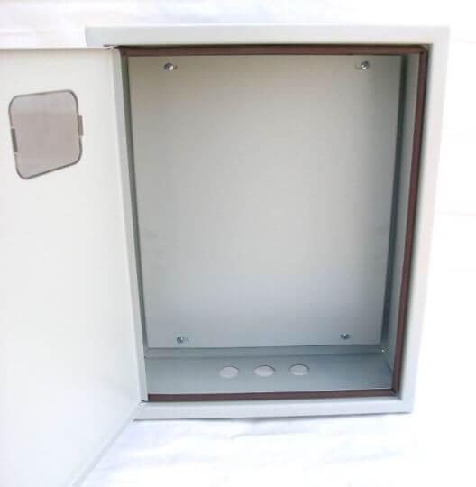 Щит герметичный серия 06(ГО) (500х400х155мм)