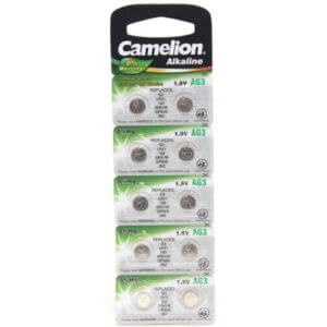 Camelion G 3  BL-10 Mercury Free (AG3-BP10(0%Hg), 392A/LR41/192 батарейка)