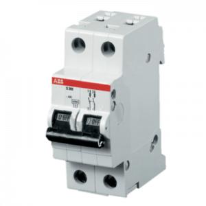 АВВ автоматический выключатель SH202L - C50