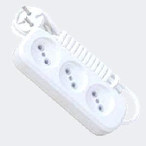 Удлинитель 3x5 м б/з