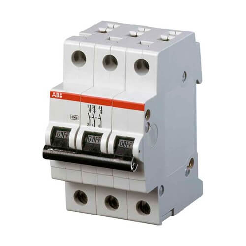 АВВ автоматический выключатель SH203L - C16
