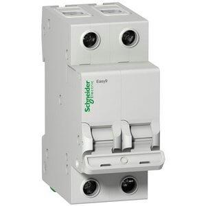 Schneider electric Автоматический выключатель 2/25А