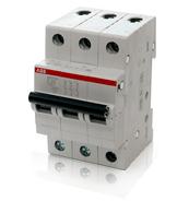 ABB автоматический выключатель SH203L - C50
