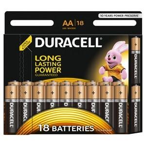 Э/п Duracell LR6/316 BL18