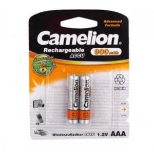 Camelion   AAA- 900mAh Ni-Mh BL-2 (NH-AAA 900 BP2, аккумулятор,1.2В)