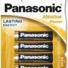 Э/п Panasonic LR6/316 BL4