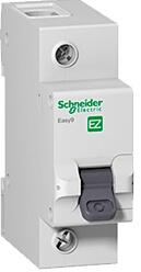 Schneider electric Автоматический выключатель 1/63А