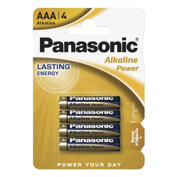Э/п Panasonic LR03/286 BL4