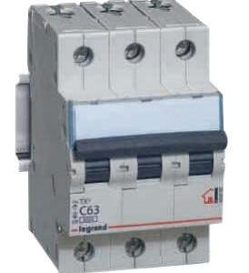 Legrand TX3 Автоматический выключатель 3/40А
