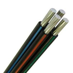 СИП-4 4х25 с полосой (ГОСТ)