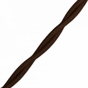 Bironi провод 2*1.5 коричневый