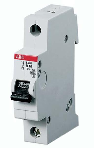 АВВ автоматический выключатель SH201L - C6