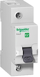 Schneider electric Автоматический выключатель 1/6А