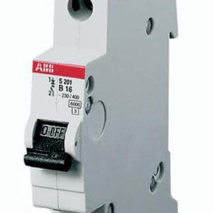 АВВ автоматический выключатель SH201L - C40