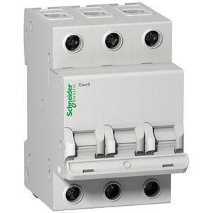 Schneider electric Автоматический выключатель 3/63А