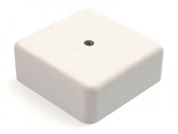 Коробка распаячная CВ-профиль 100х100х30 белая