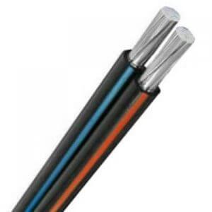 СИП-4 2х16 с полосой (ГОСТ)