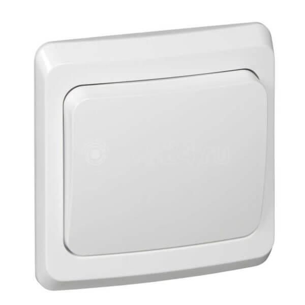 Выключатель 1-кл. СП Этюд 10А IP20 бел. SchE BC10-001B