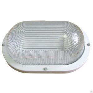 Светильник НПП 1х60Вт овал без решетки E27 IP54 Владасвет СТЗ