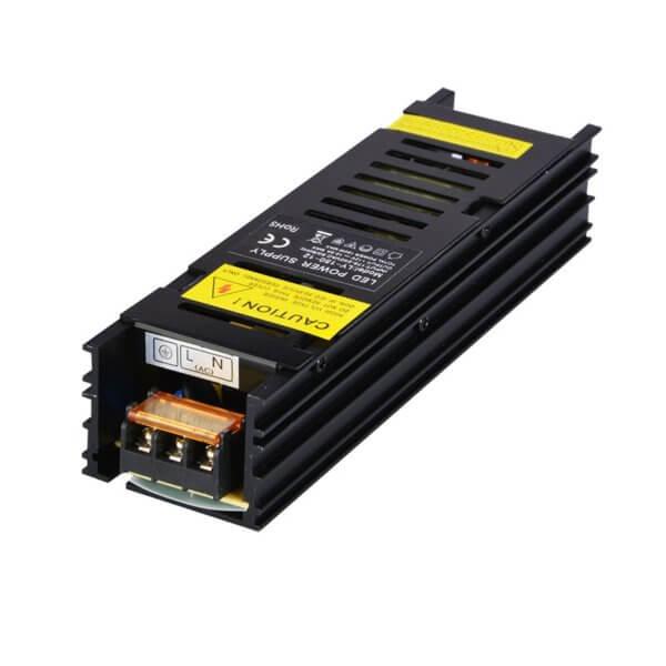 Блок питания 150Вт 12В узкий Black 178*48*35 (LY-150-12) IP20
