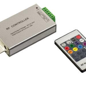 Контроллер RF 12А 144 Вт цветной пульт