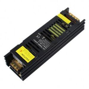Блок питания 200Вт 12В узкий Black 200*58*37 (LY-200-12) IP20