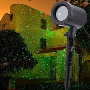 """Уличный лазерный проектор """"точки"""" IP65"""