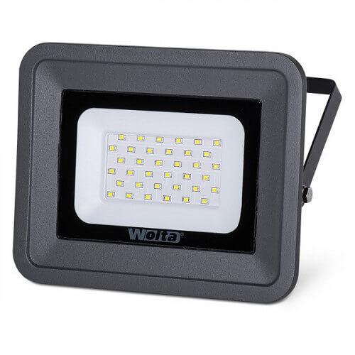 Светодиодный прожектор WFL-20W/06. 5500K. 20W SMD IP65 WOLTA